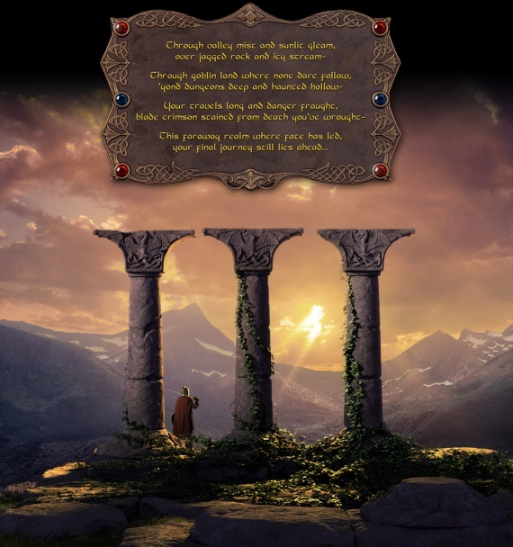 Игры: Eschalon Book III