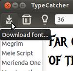 Графика и дизайн: TypeCatcher превью
