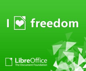 Офисные пакеты: LibreOffice