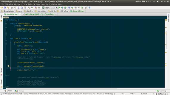 Разработка: PyCharm, Ubuntu, нормальные шрифты