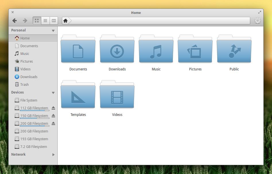 Linux: Marlin с новыми иконками