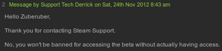 Игры: Официальный ответ от Steam