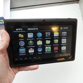 Андроид: 20 долларовый планшет