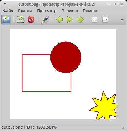 Графика и дизайн: ImageMagick: добавление фона к изображению