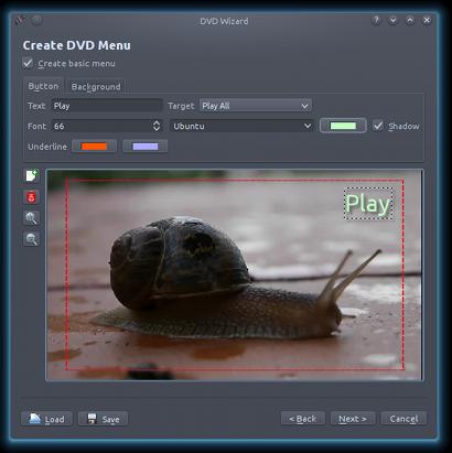 Видеомонтаж: dvd_menu