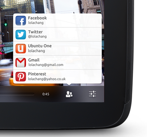 Ubuntu: share