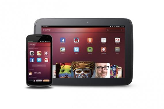 Ubuntu: ubuntu touch
